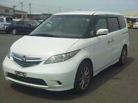 Honda Elysion year 2006 direct Japan import supplied UK Reg. More en route, email for details