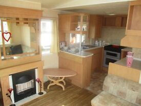 £8,995 Static Carvan For Sale By The Sea