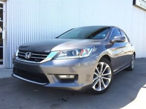 2014 Honda Accord Sedan Sport, LEATHER, BLUETOOTH, BACKUP CAM.