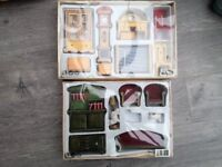 NEW IN BOX VINTAGE DOLLS HOUSE FURNISHINGS