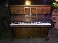 Ibach upright piano vintage