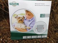Petsafe Staywell Pet Door for Small Dog or Large Cat