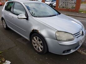 VW GOLF 2.0 TDI DSG BARGAIN!!!