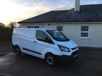 FORD TRANSIT CUSTOMS