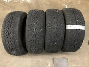 235/60R17 SAILUN ICE BLAZER (USED TIRES) $120 FOR FOUR Calgary Alberta Preview
