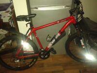 Voodoo hoodoo bike