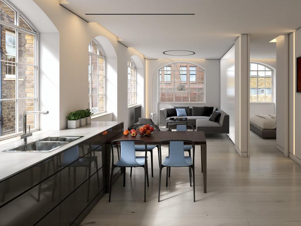 1 bedroom flat in 48 - 56 Bayham Place, Mornington Crescent