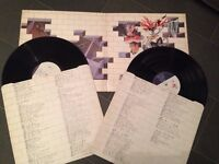 Pink Floyd,The Wall,Original early pressing. Double album
