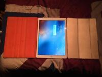 """IPad Pro 12.9"""" white gold edition mint fully boxed"""
