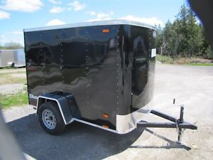 2018 Cargo Express 5x8 Enclosed Cargo