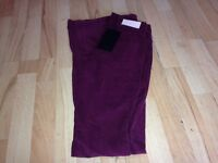 Brand New Victoria Beckham trousers Rare Size 27