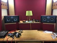 FOCAL Twin 6 Be - Monitor Speakers - Pair - MINT CONDITION