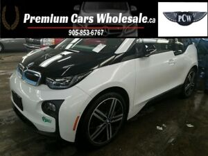 2015 BMW i3 REXT GIGA LOW KM ONLY 20000 / NAVI / BACKUP CAM