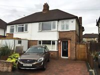 Beautifully renovated 3 Bedroom Semi-Detached House Available to rent from 21st November 2016