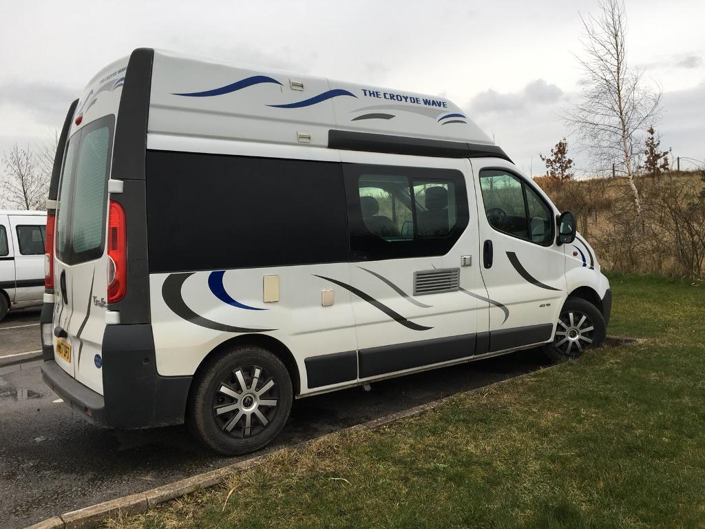 Renault Trafic Campervan Croyde Wave Conversion In