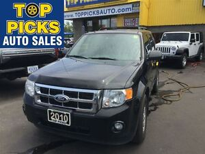 2010 Ford Escape XLT, 4X4, POWER GROUP!