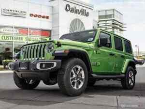 2019 Jeep All-New Wrangler Unlimited SAHARA | BLIND SPOT | NAV |