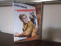 THE COMANCHEROS (John Wayne) DVD