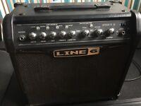 Line 6 Spider IV 15watt Guitar Amp