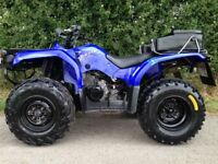 YAMAHA BRUIN 350 ROAD LEGAL GRIZZLY TRX FARM QUAD 450 ATV 500 420