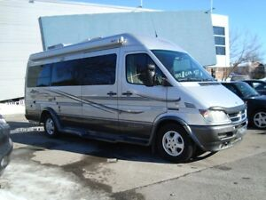 2007 Dodge Sprinter LEISURE TRAVEL FREE SPIRIT LSS CLASSE B