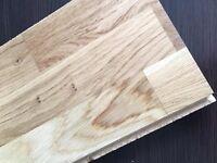 Oak flooring, timber floorboards
