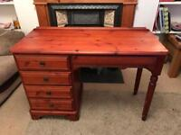 Ducal Solid Pine Dressing Table - FREE LOCAL DELIVERY