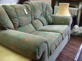2 Piece Sofa suite ref 5/25