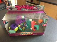 Zoobles - Spring To Life Sergonia Set - with box