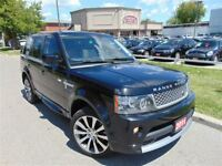 2011 Land Rover Range Rover Sport AUTOBIOGRAPHY 510HP!!! ONE OF