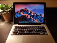 "Macbook Pro 13"" - Upgraded 480GB SSD (Boxed)"