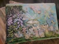 Fairy hairbow board