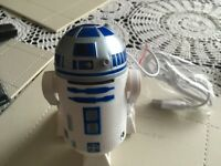 Star Wars R2-D2 Desktop Vacuum - NEW