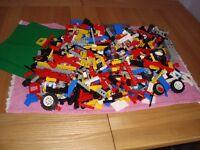 Lego Technic job lot