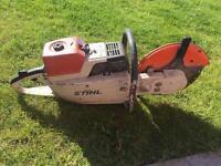 Stihl saw ts 360 spares or repair