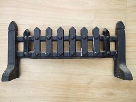 Fire Grate Front