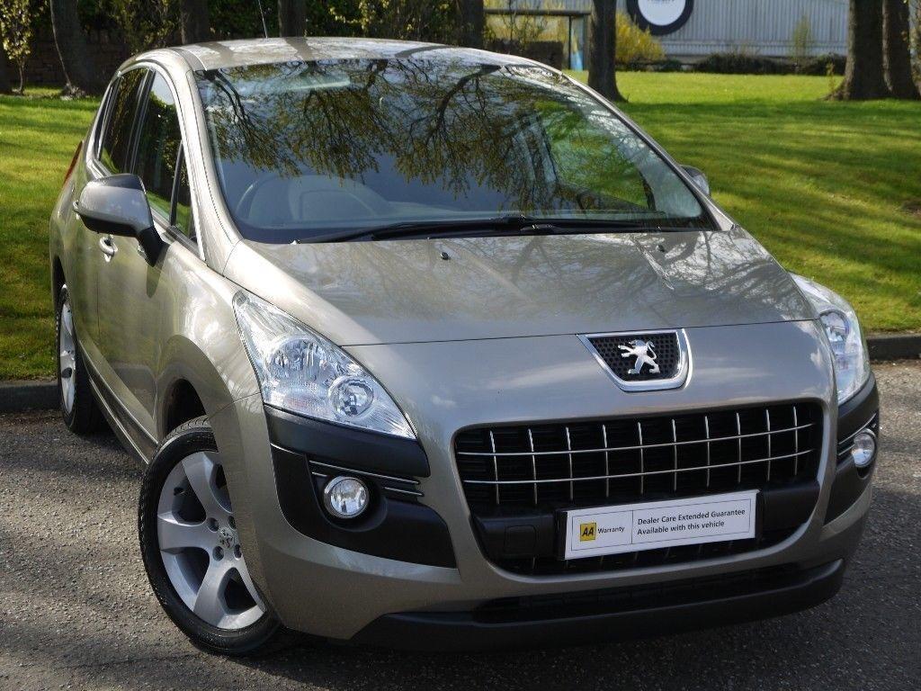 0 DEPOSIT FINANCE (13-62) Peugeot 3008 1.6 HDi FAP Active 5dr ...
