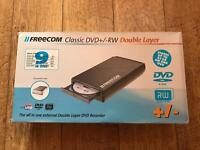 Freedom Classic DVD +/- RW Double Layer