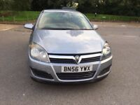 VAUXHALL ASTRA 2006 CLUB CTDI Diesel 1.7 Car 5 Doors Hatchback