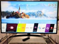 LG 55 INCH SMART HDR 4K WIFI TV (BOXED)