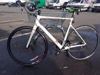 Carbon 8kg one week old road bicycle