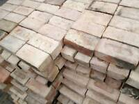 Heavy duty old style bricks for sale, approx. 1200