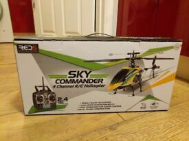 Sky commander Remote Control Helicopter