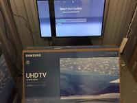 "Samsung 40"" 4K UHD SMART LED TV ue40ku6400"