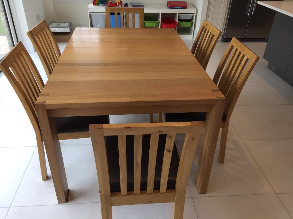 John Lewis Monterey Dining Table Set