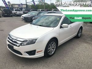 2010 Ford Fusion SEL 3.0L V6 * AWD * LEATHER * POWER ROOF