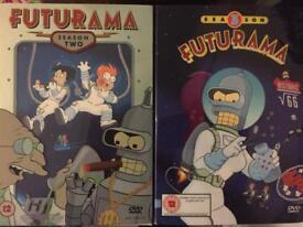 Futurama Session 3 DVD box set