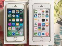 iPhone 5S Vodafone / Lebara Gold 16GB Good condition