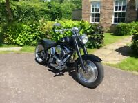 Harley-Davidson Fat Boy Custom , 1340 (cc)
