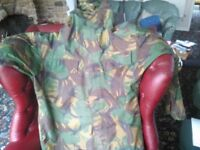 Smock Mans Camoflage Waterproof Jacket Nato size 6575/0515 Height 170/Chest 110 James North ans Sons
